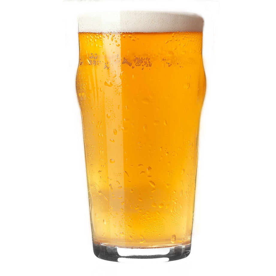 Rink Drink Classic Beer Glass - 570ml - Clear