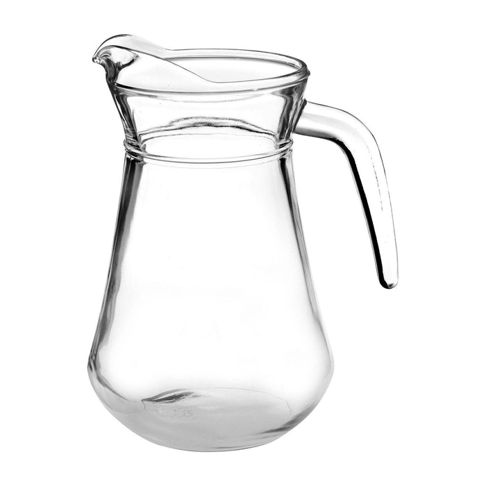 Argon Tableware Brocca Glass Water, Cocktail and Pitcher Jug