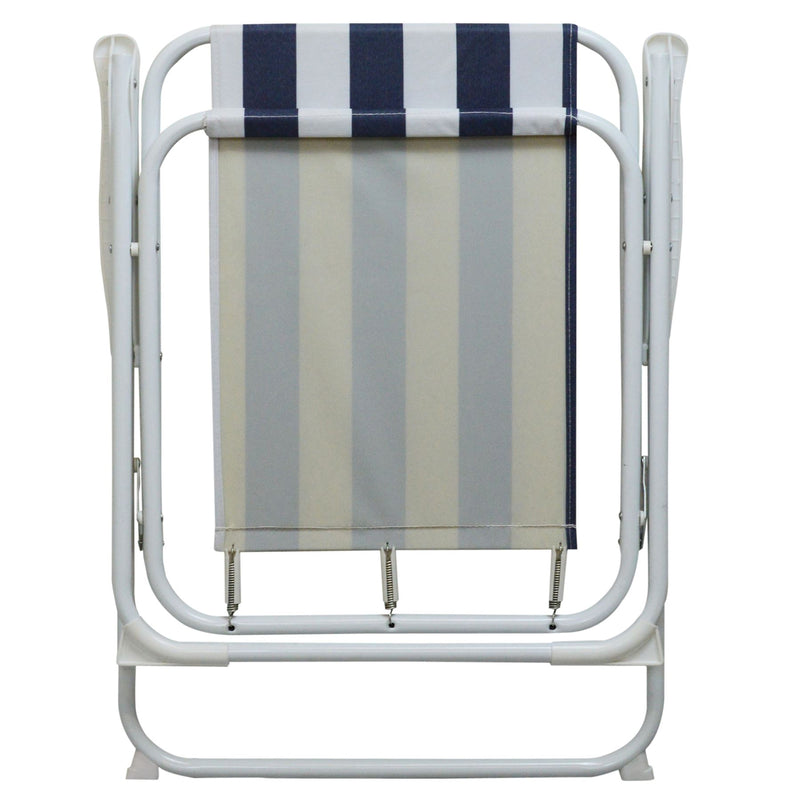 Harbour Housewares Folding Garden Chairs