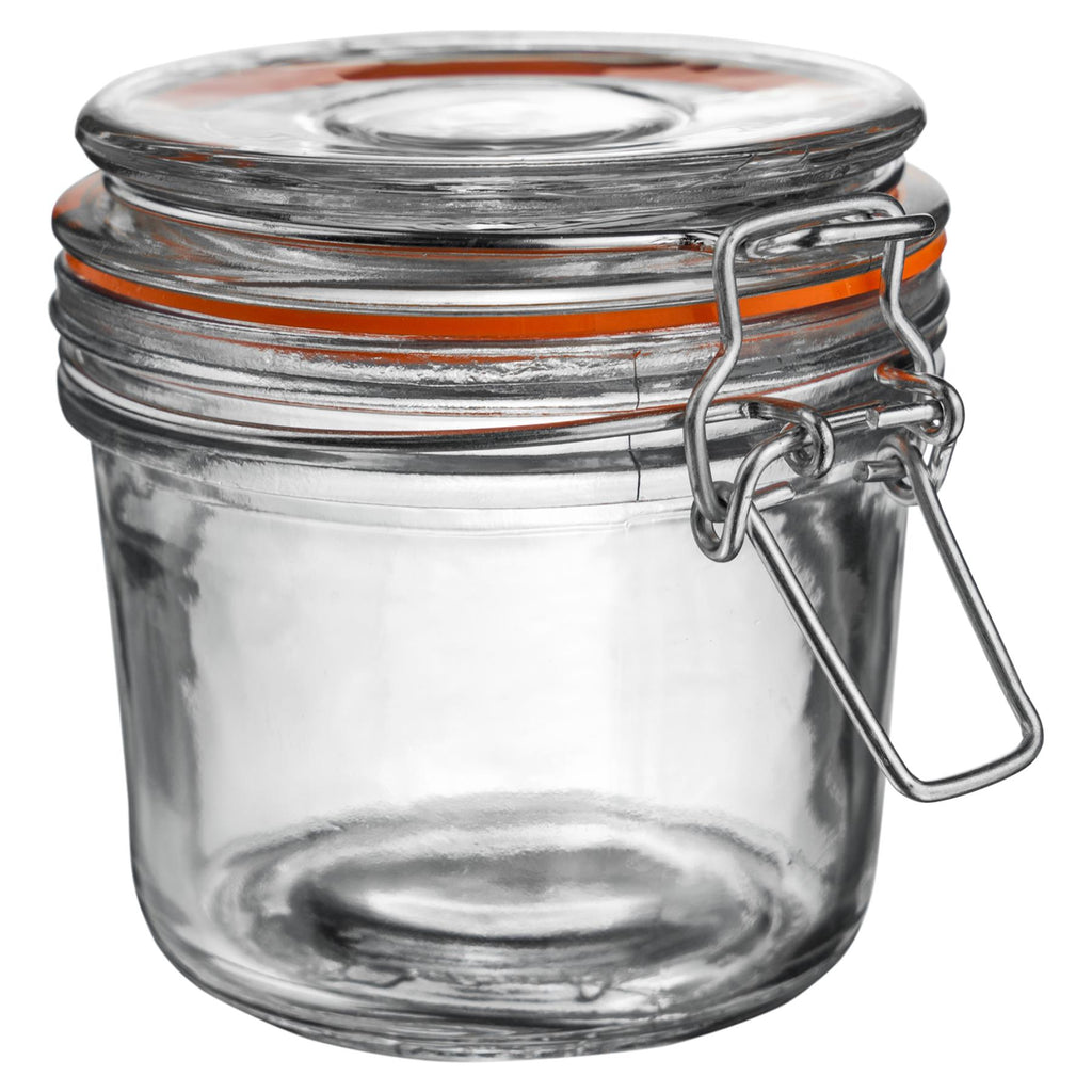 Argon Tableware Preserving / Jam Glass Storage Jar - 350ml Argon Tableware Preserve Jars