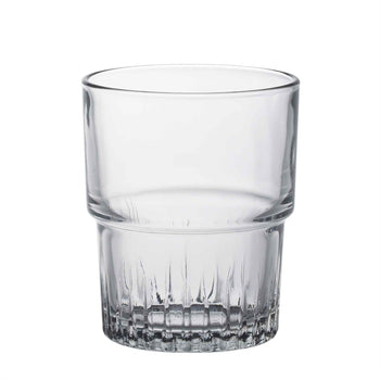 Duralex Empilable Stacking Glass Drinking Tumbler - 160ml