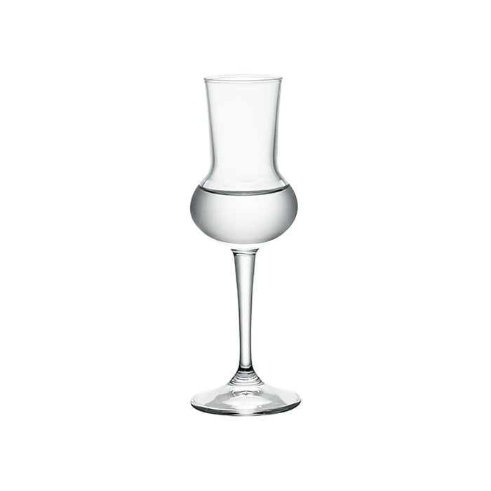 Bormioli Rocco Restaurant Grappa Liqueur Glasses - 80ml - Pack of 6