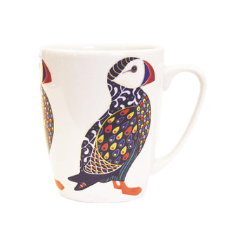 Churchill Paradise Birds Mug - 400ml - Puffin
