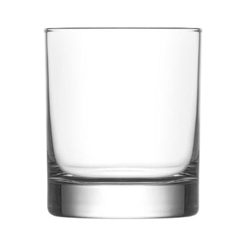 LAV Ada Whisky Tumbler Glasses - 305ml