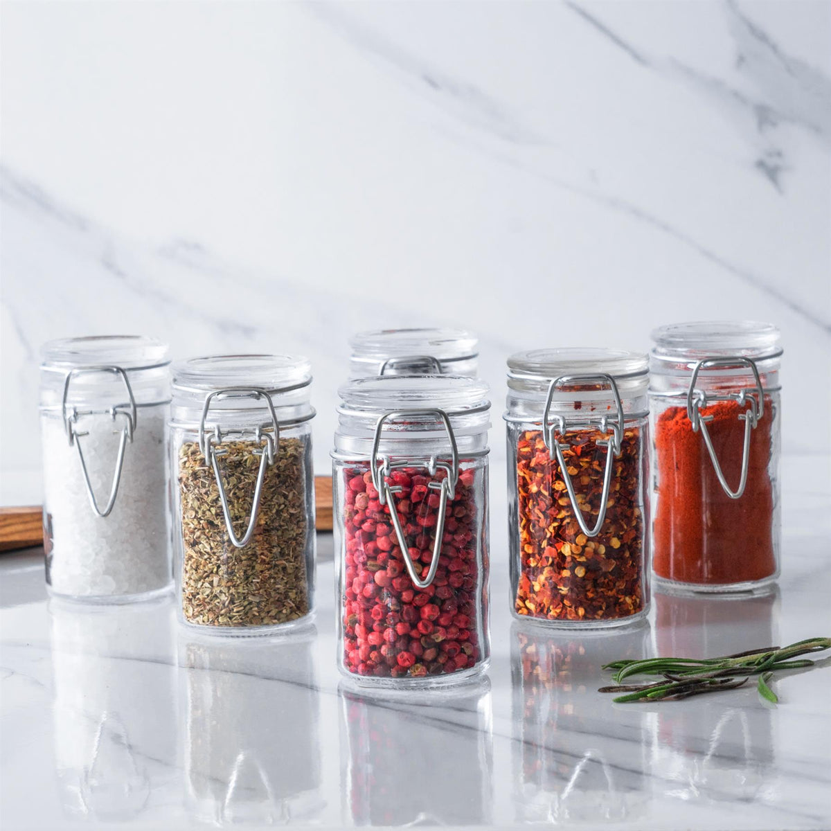 Argon Tableware Airtight Food Storage Jars