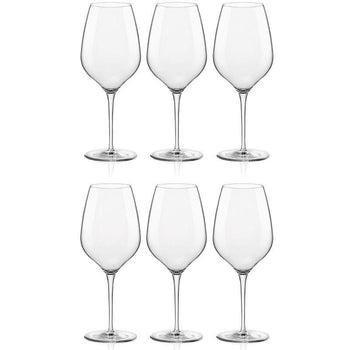 Bormioli Rocco Inalto Tre Sensi Extra Large Wine Drinking Glass - 650ml