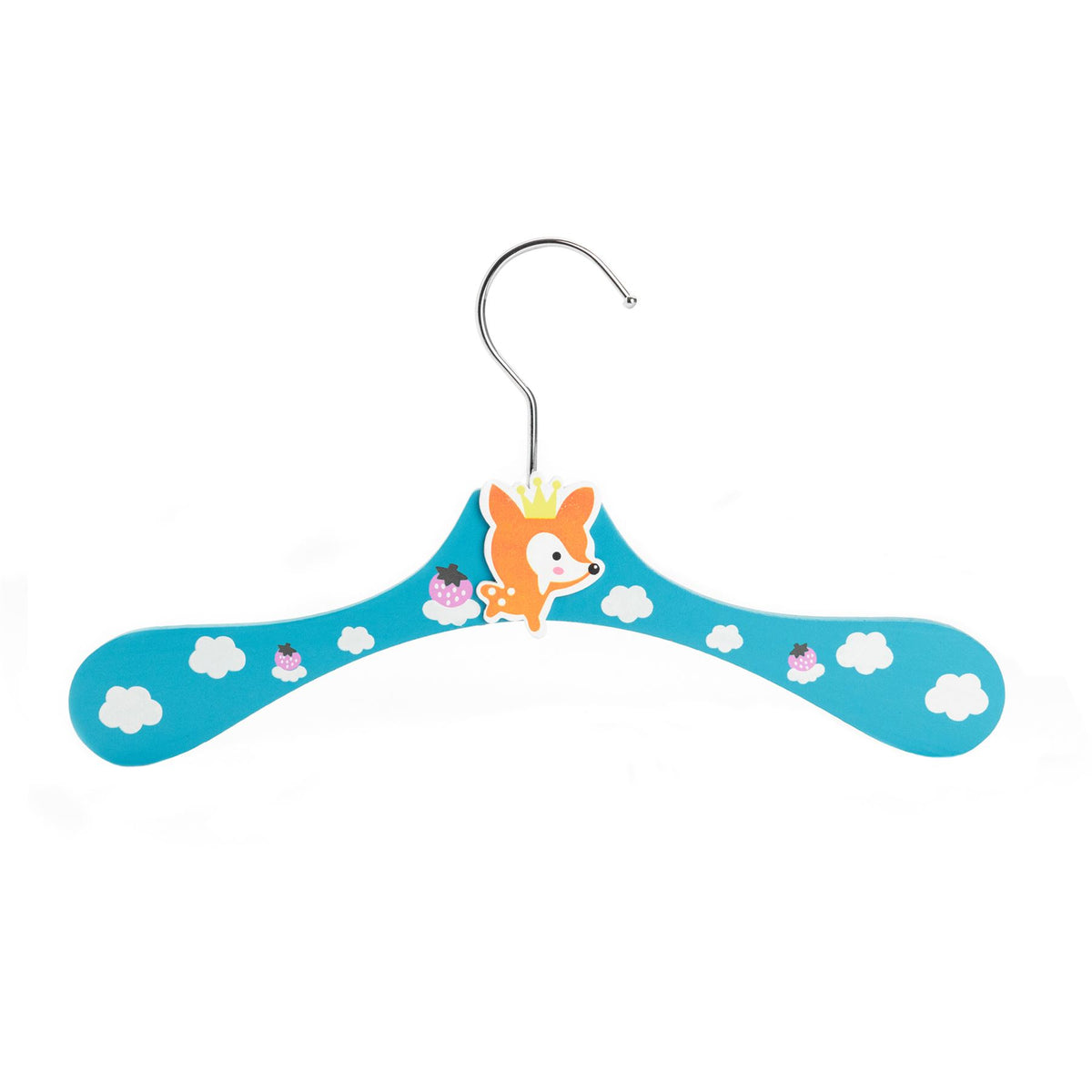 Harbour Housewares Children's Clothes Hanger - Fox