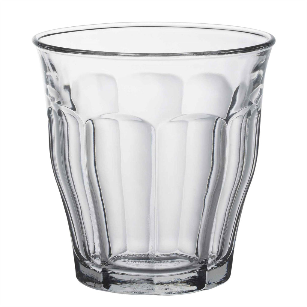 Duralex Picardie Traditional Glass Drinking Tumbler - 250ml