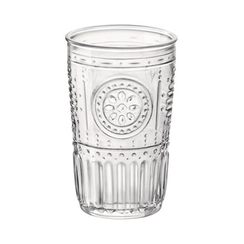 Bormioli Rocco Floral Cocktail Glasses