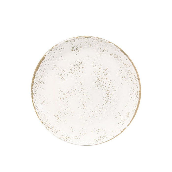 Churchill Umbria White Side Plate - 22cm - White