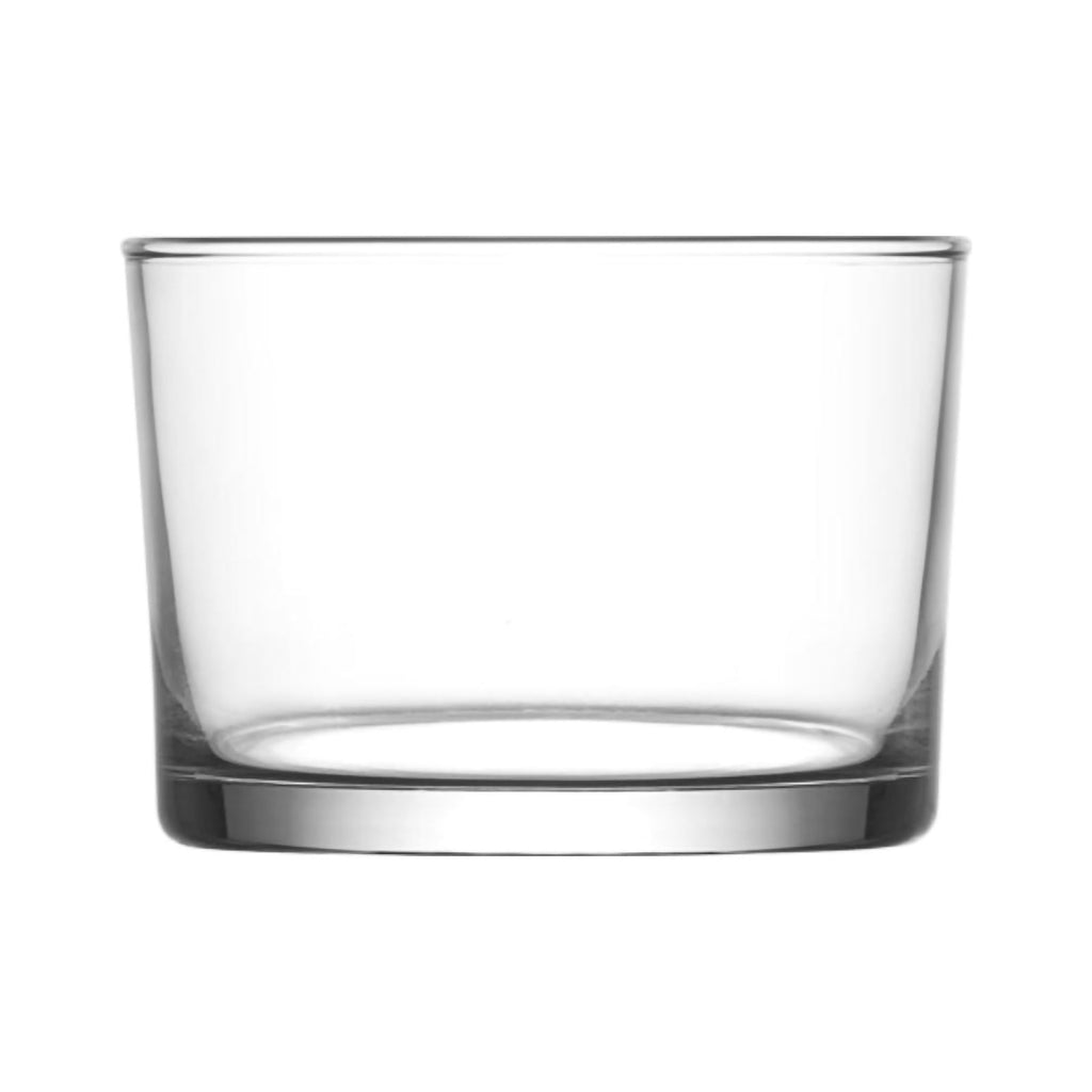 LAV Bodega Whisky Tumbler Glasses - 240ml