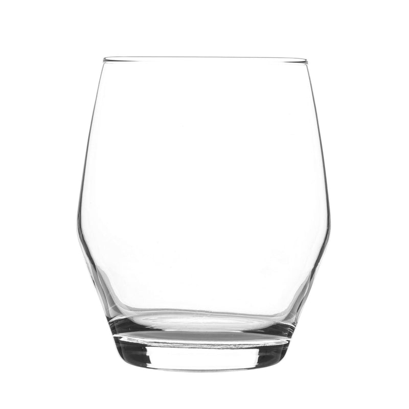 LAV Ella Whiskey Glass - 370ml