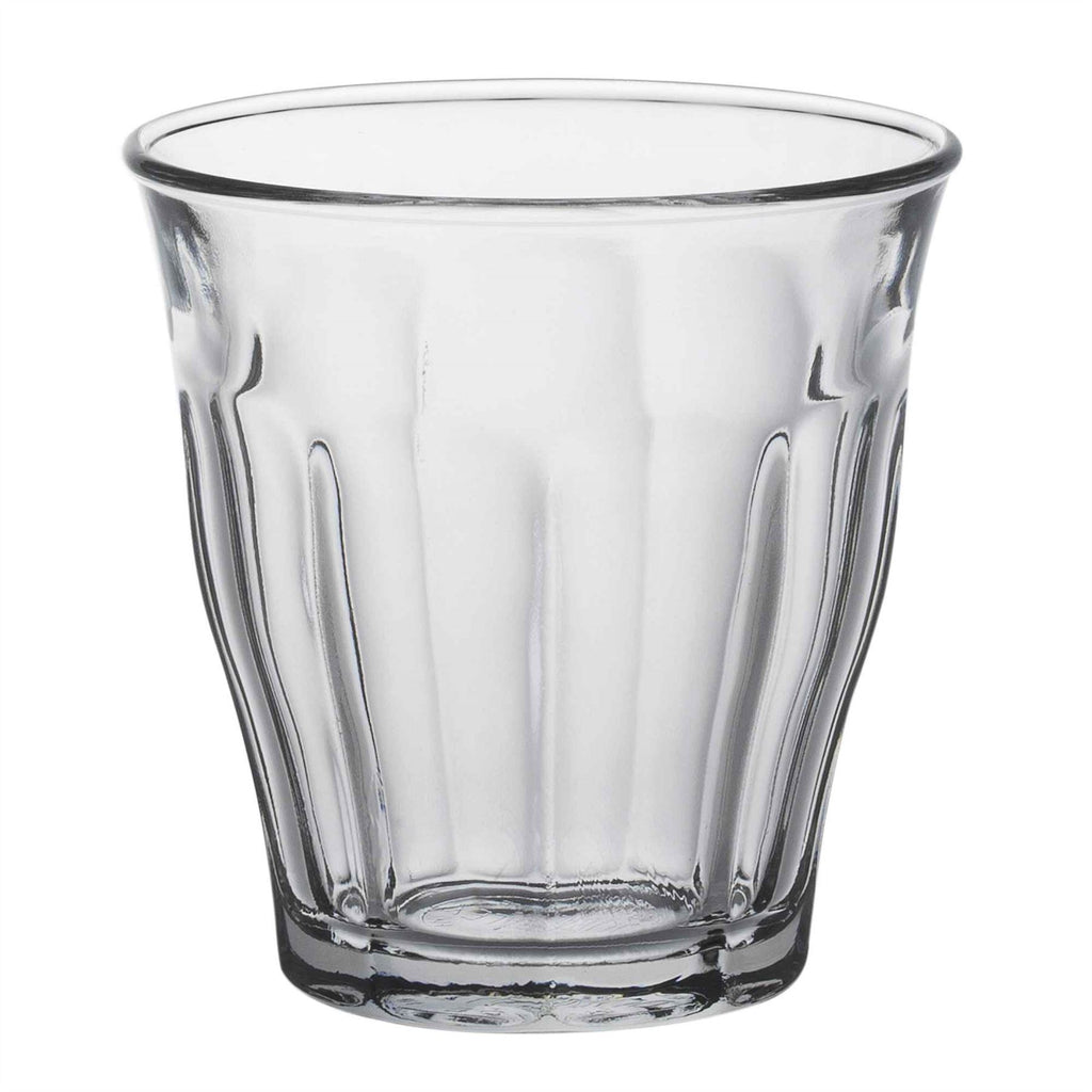Duralex Picardie Traditional Glass Drinking Tumbler - 90ml