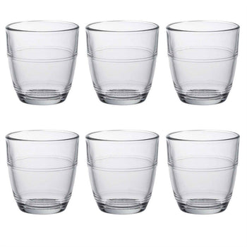 Duralex Gigone Glass Drinking Tumbler - 90ml