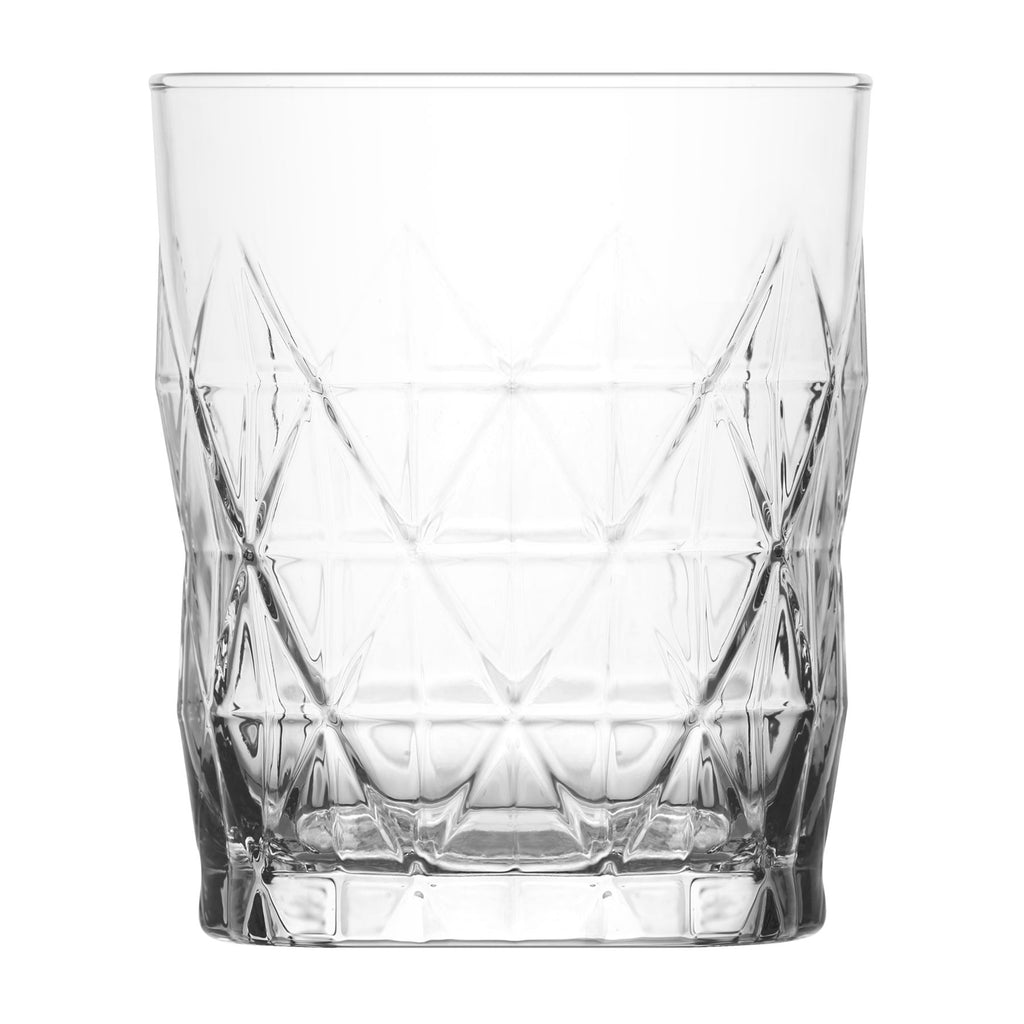 LAV Keops Whisky Tumbler Glass - 345ml