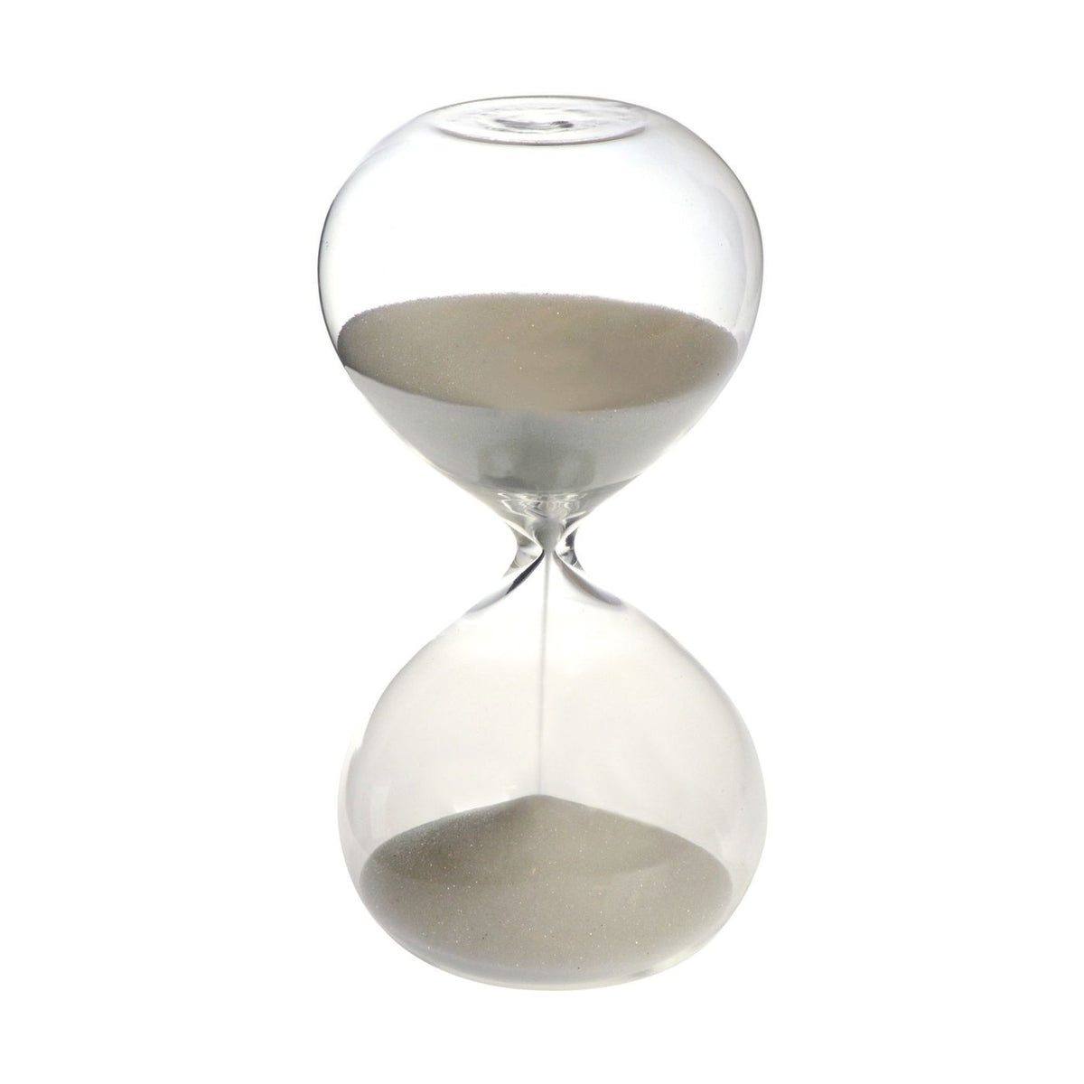 Nicola Spring Hourglass Kitchen Sand Timer - 15 minutes