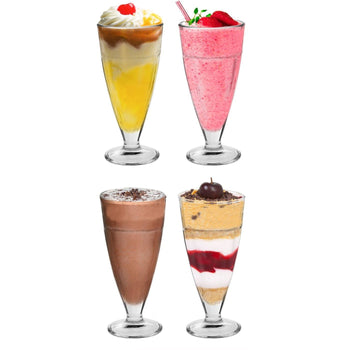 Argon Tableware Knickerbocker Glory Dessert Sundae Glass