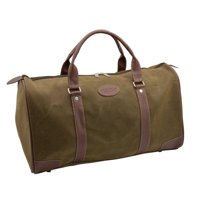 Nicholas Winter Men's Overnight and Weekend Holdall