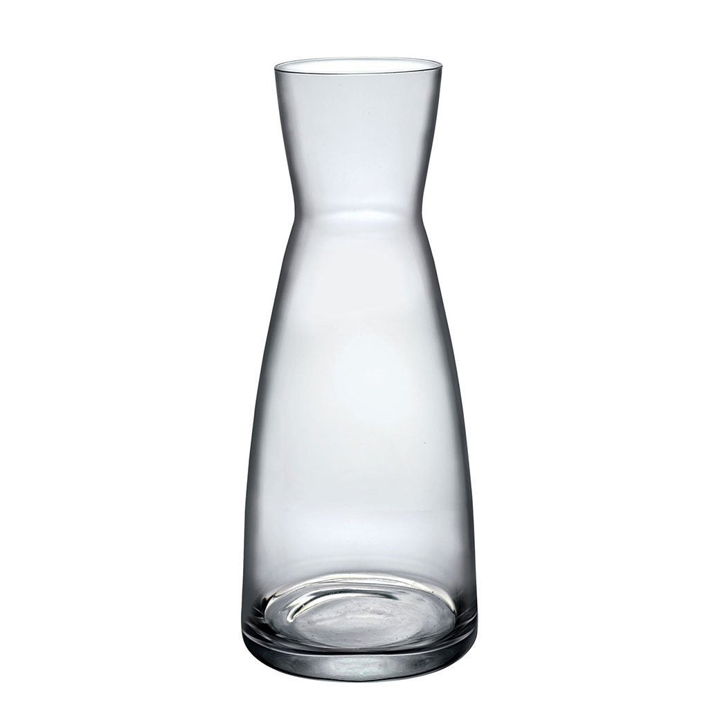 Bormioli Rocco Ypsilon Glass Water Carafe Decanter Jug - 1080ml