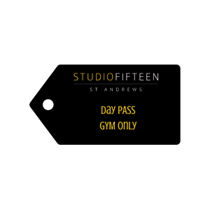 Day Pass - Gym only