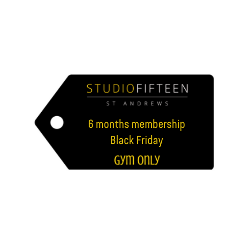 6 Month Membership - Black Friday