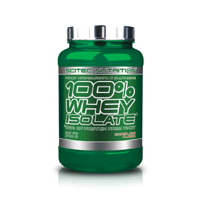 100% WHEY ISOLATE PROTEIN 2350g