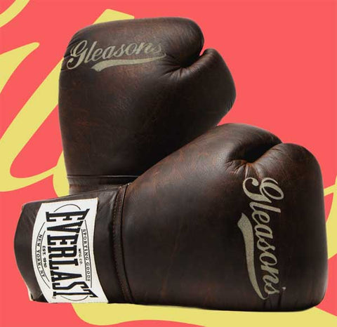 Everlast X Gleasons - LIMITED EDITION Boxing Gloves
