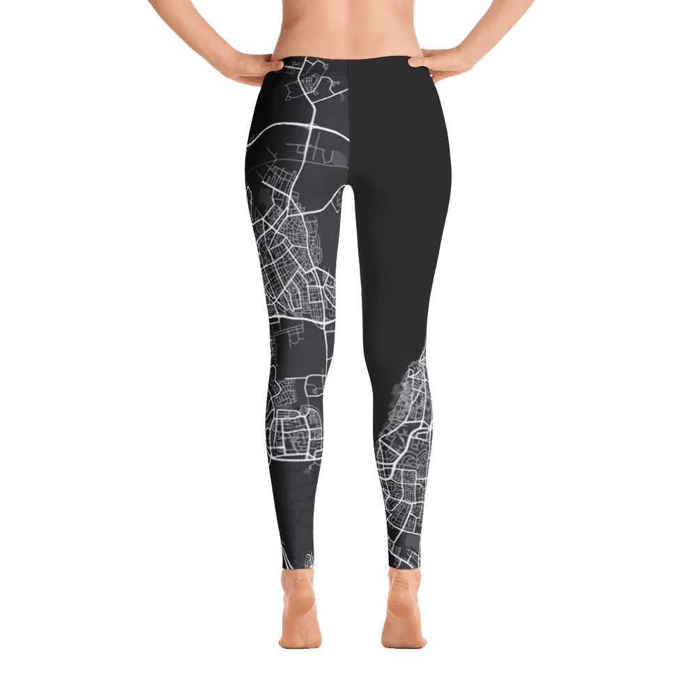 Leggings Tel Aviv Black
