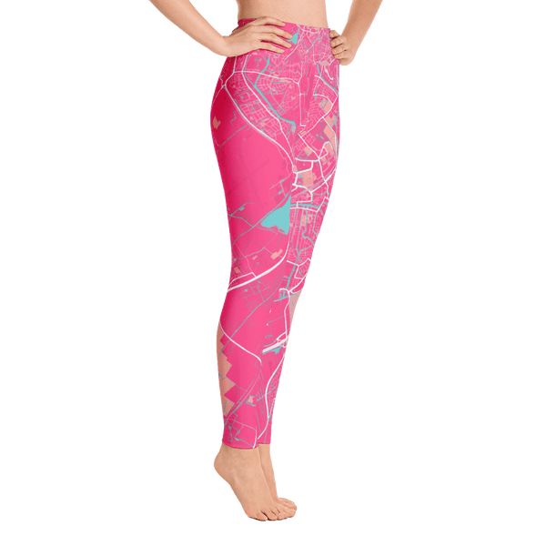 Yoga Leggings Leiden Pink