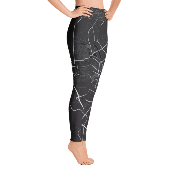 Yoga Leggings Almelo Black