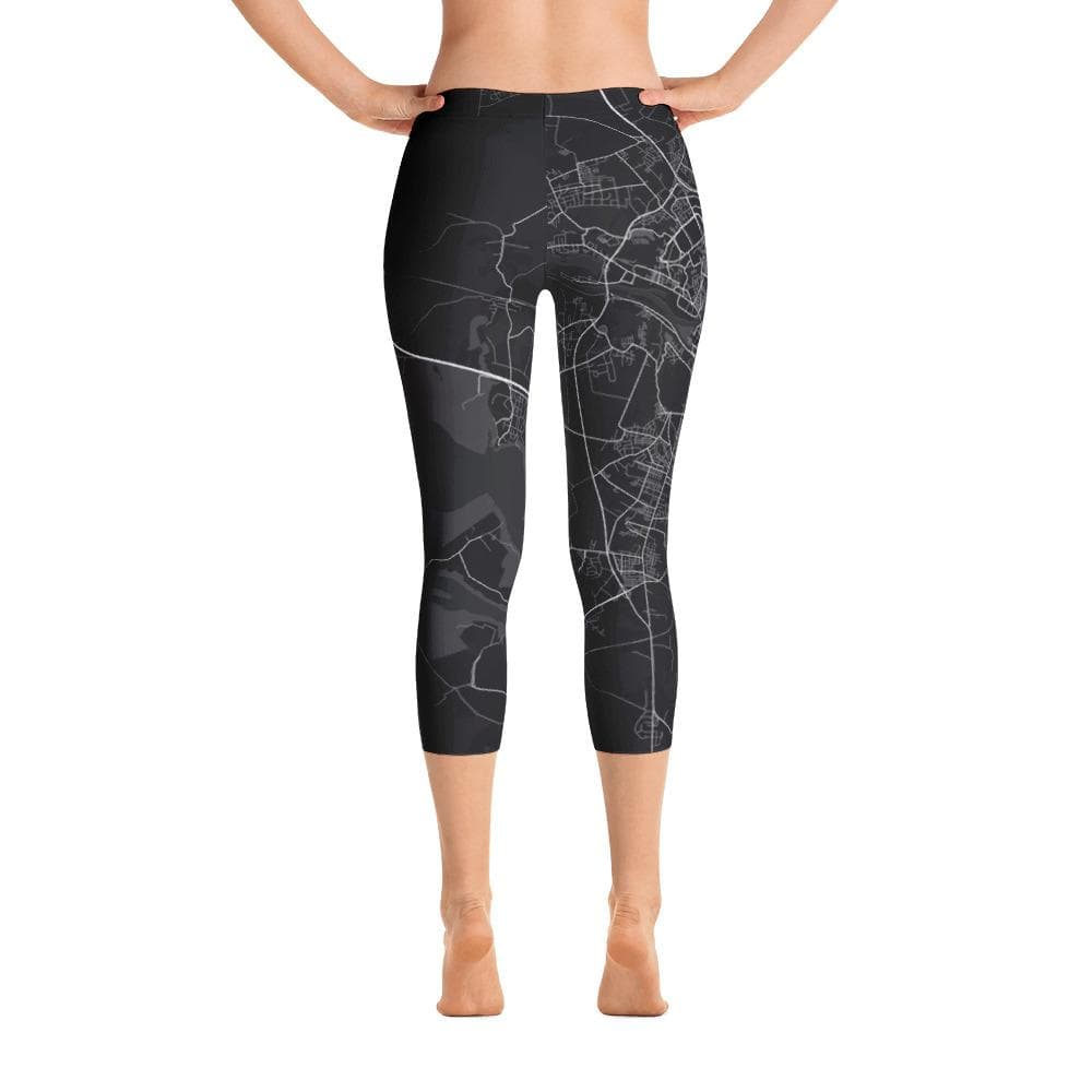 Capri Leggings Kaunas Black