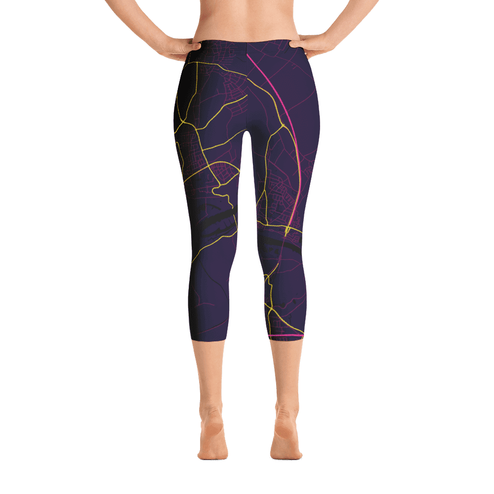 Capri Leggings Wageningen Girls Run