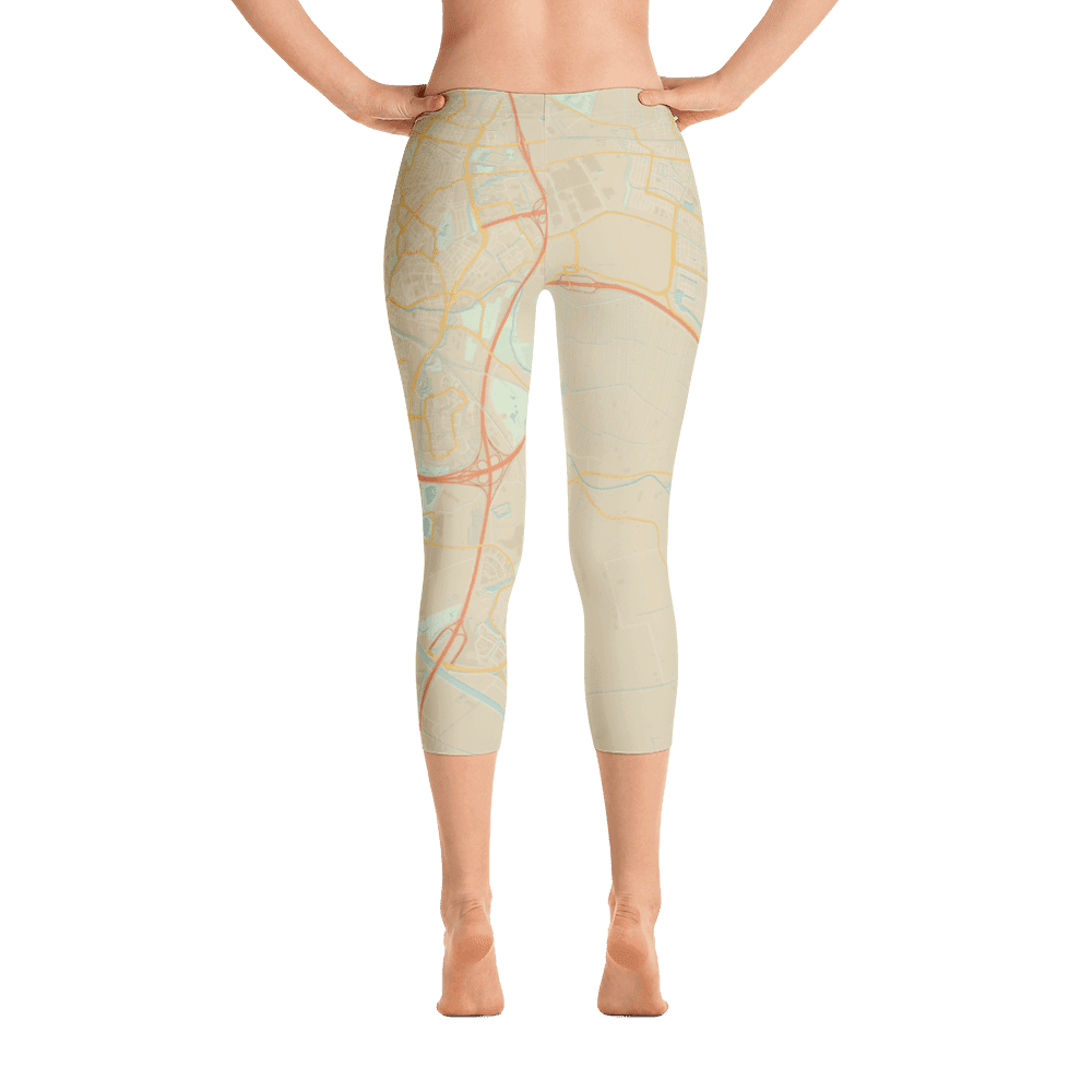 Capri Leggings Utrecht Retro