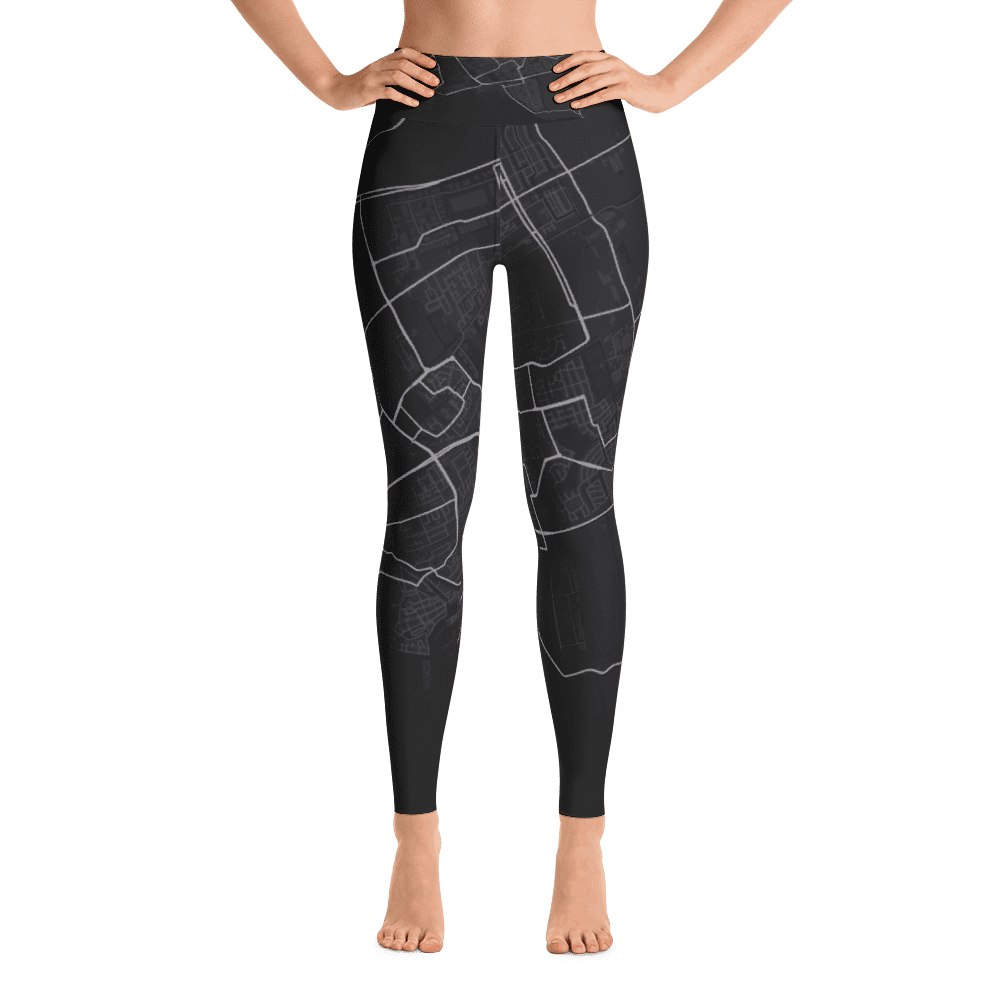 Yoga Leggings Hoorn Black