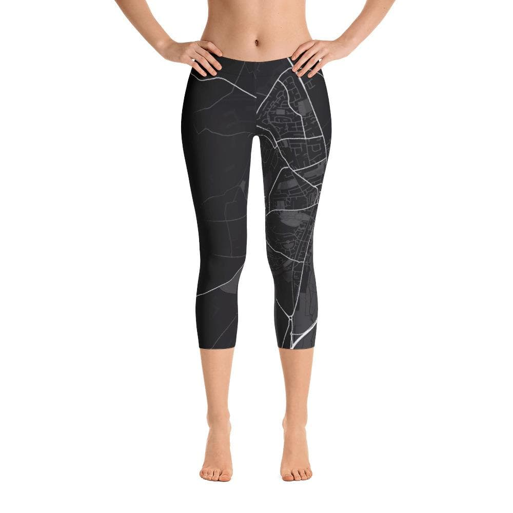 Capri Leggings Winchester Black