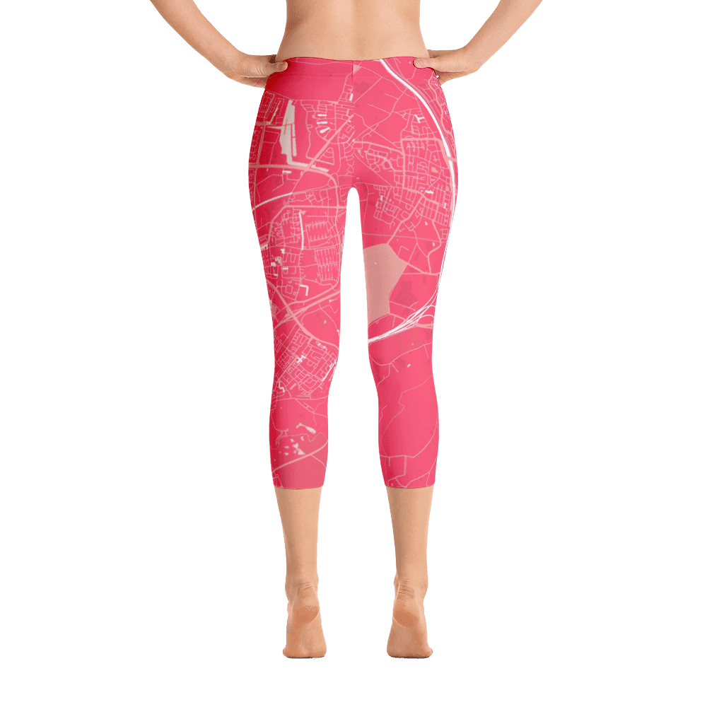 Capri Leggings Breda Pink