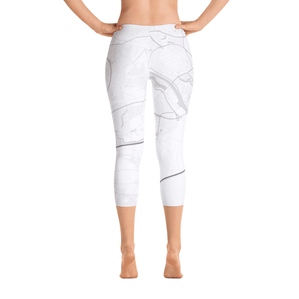 Capri Leggings Deventer White
