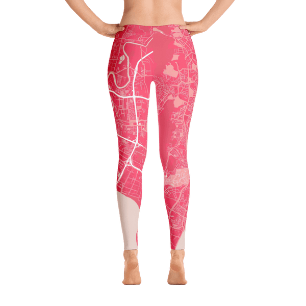 Leggings Penang Pink