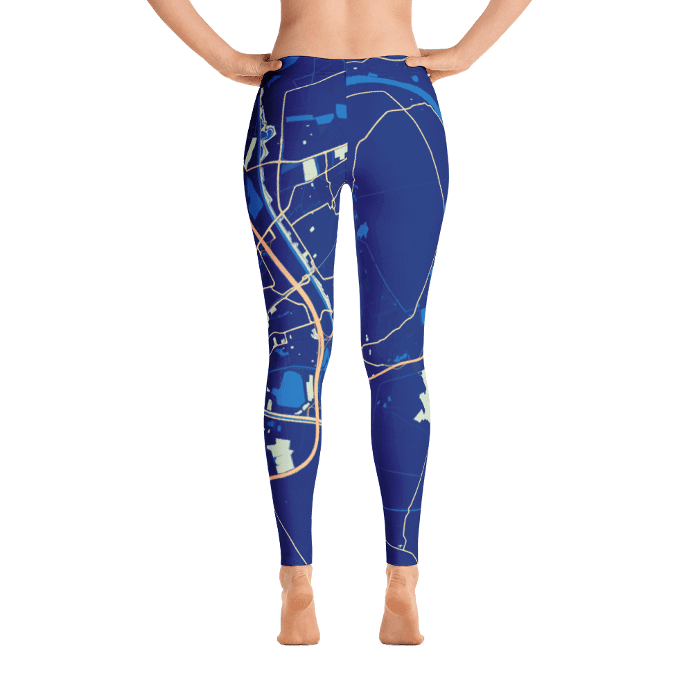 Leggings Den Bosch Dark Blue