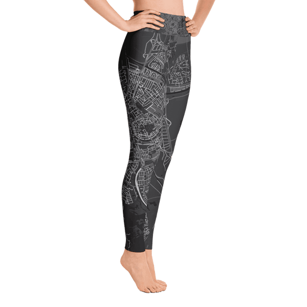 Yoga Leggings Groningen Black