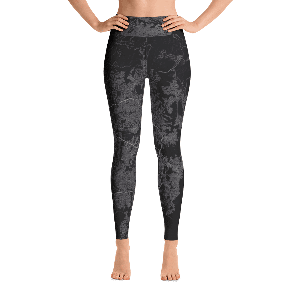 Yoga Leggings Sydney Black