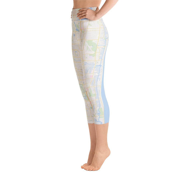 Yoga Capri Leggings Pompano Beach Florida Traditional