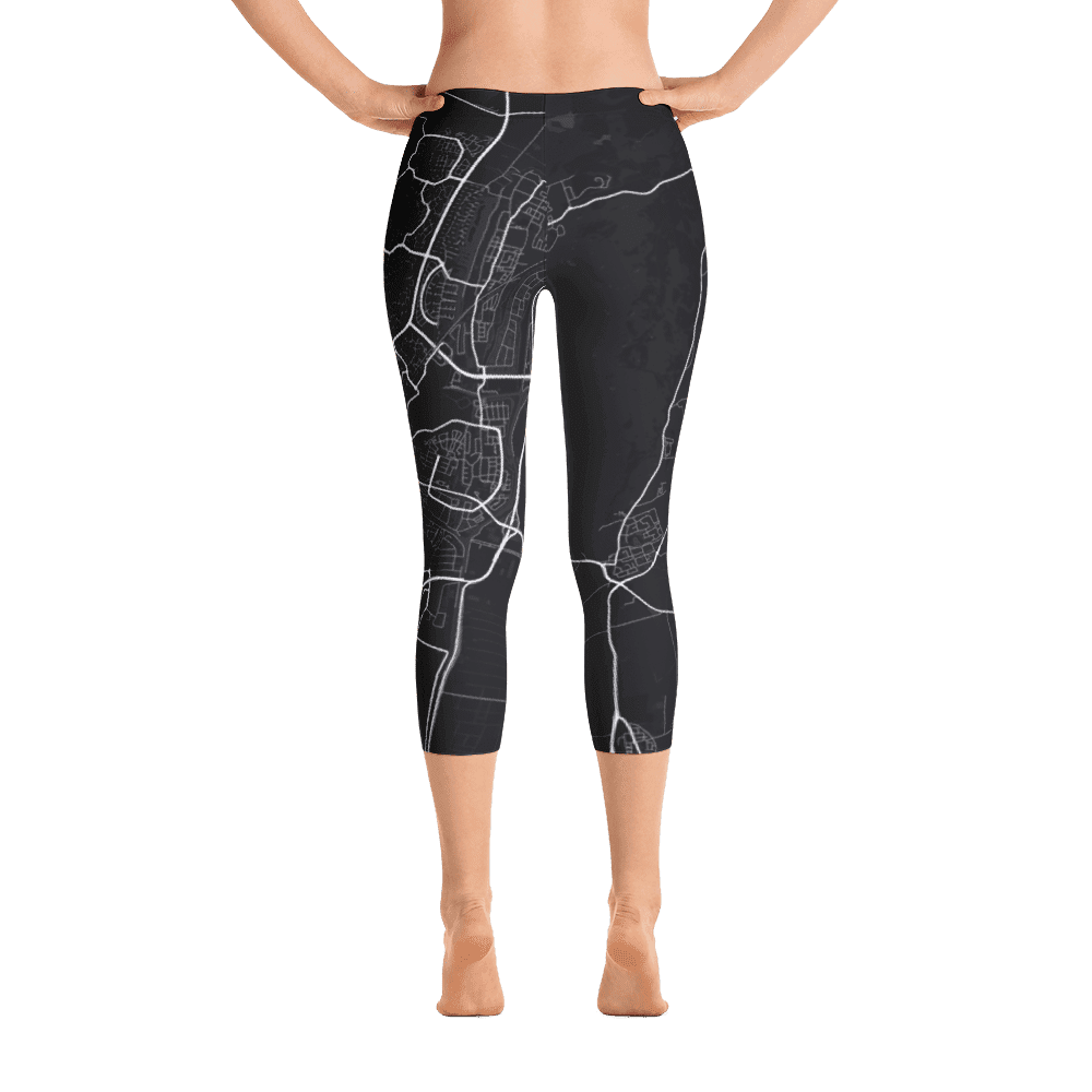 Capri Leggings Alkmaar Black