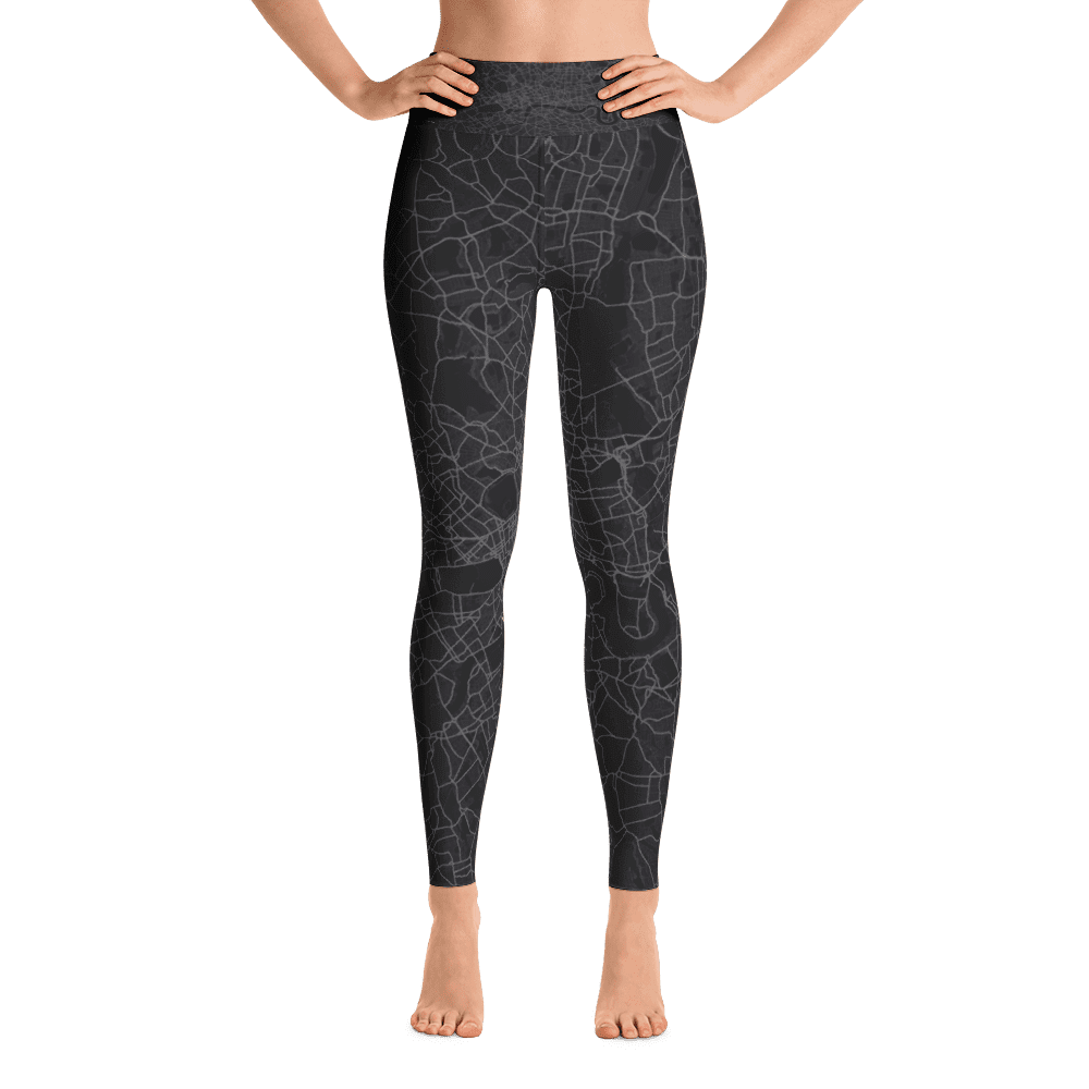 Yoga Leggings London Dark