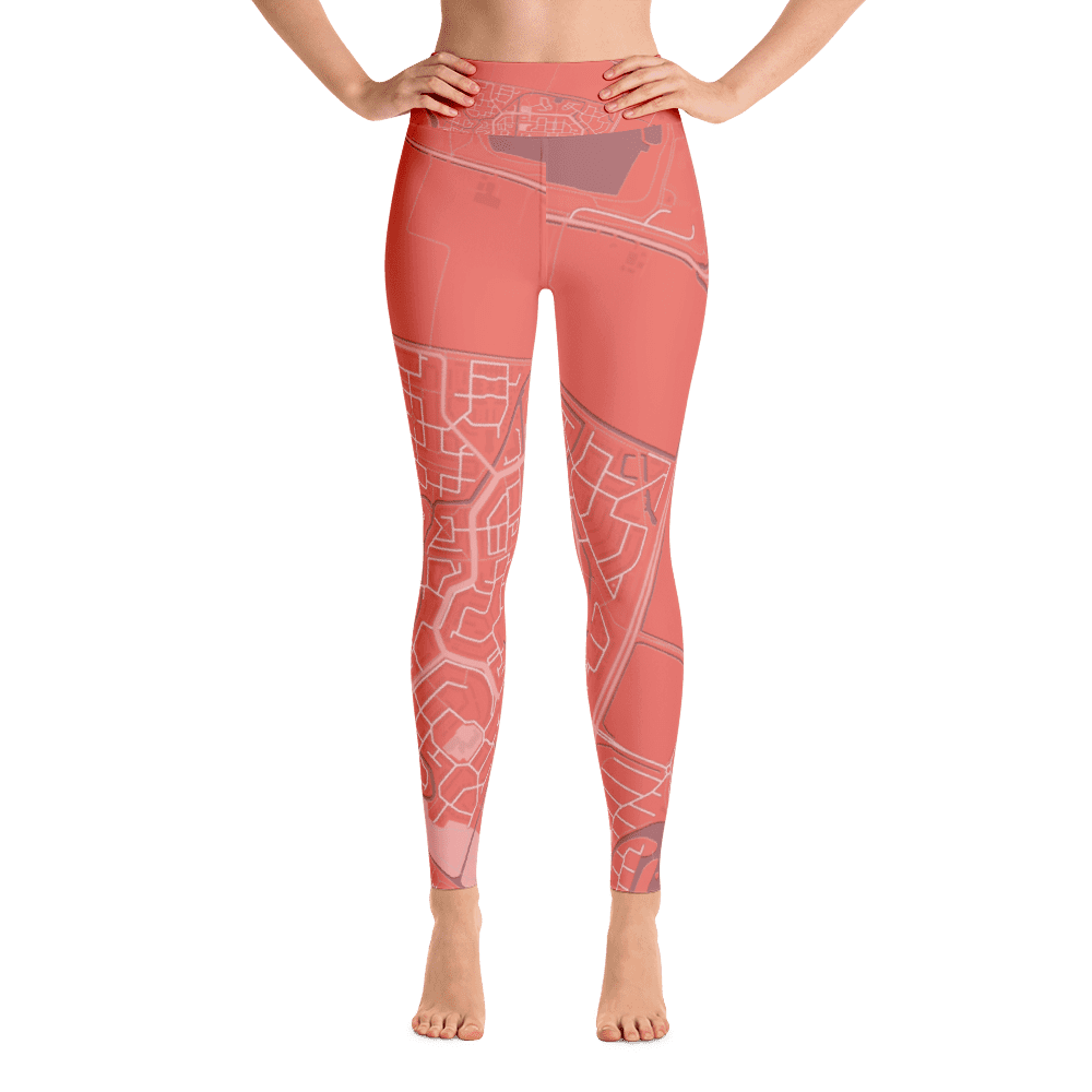 Yoga Leggings Koedijk Coral