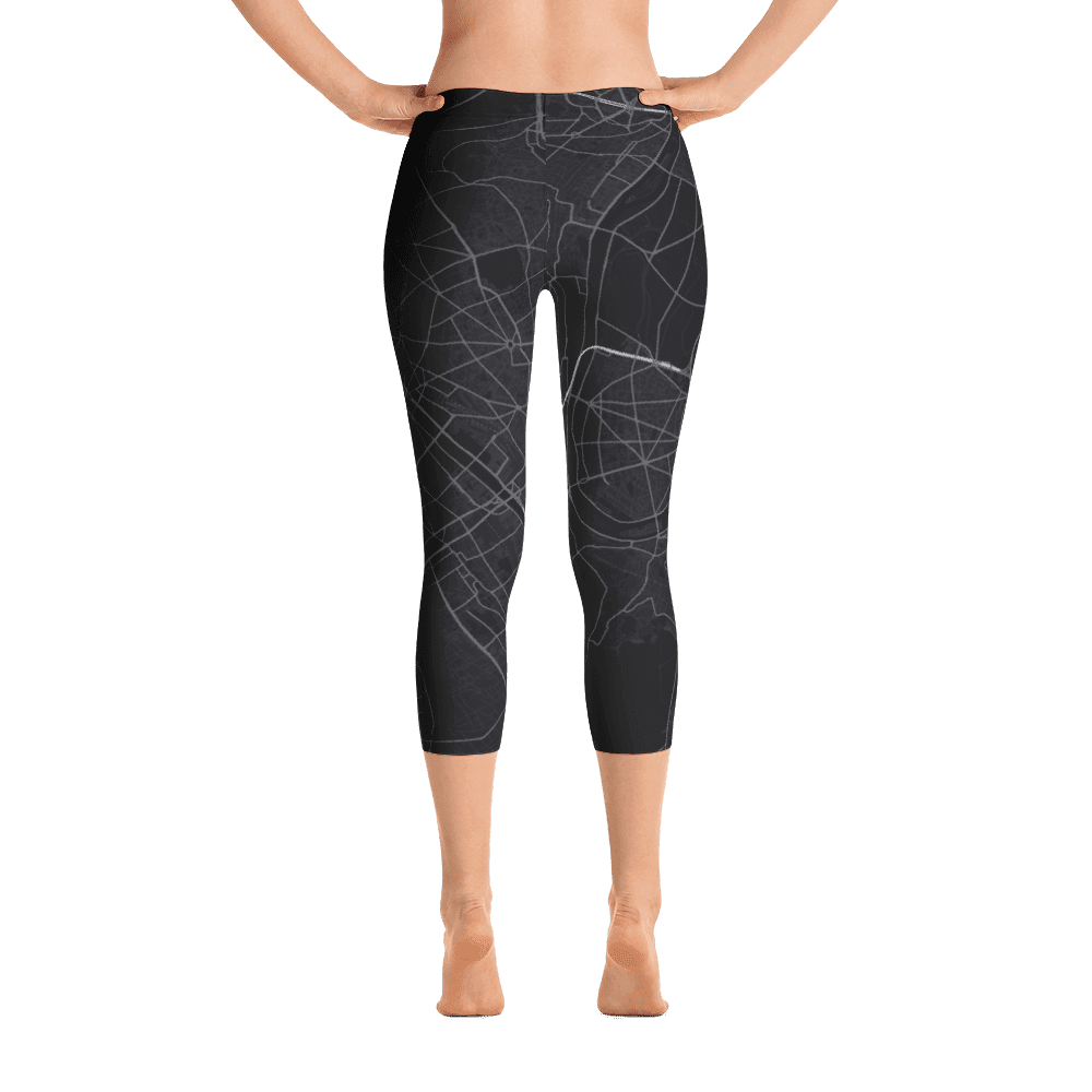 Capri Leggings Paris Dark