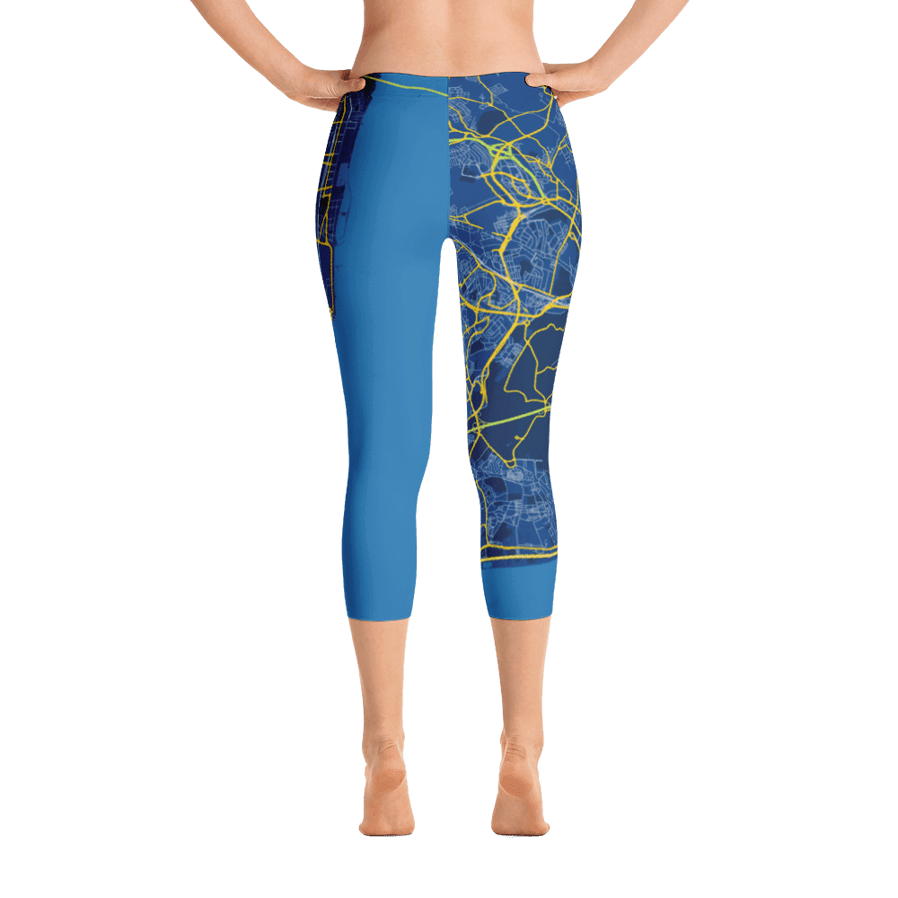 Capri Leggings Lissabon Blue
