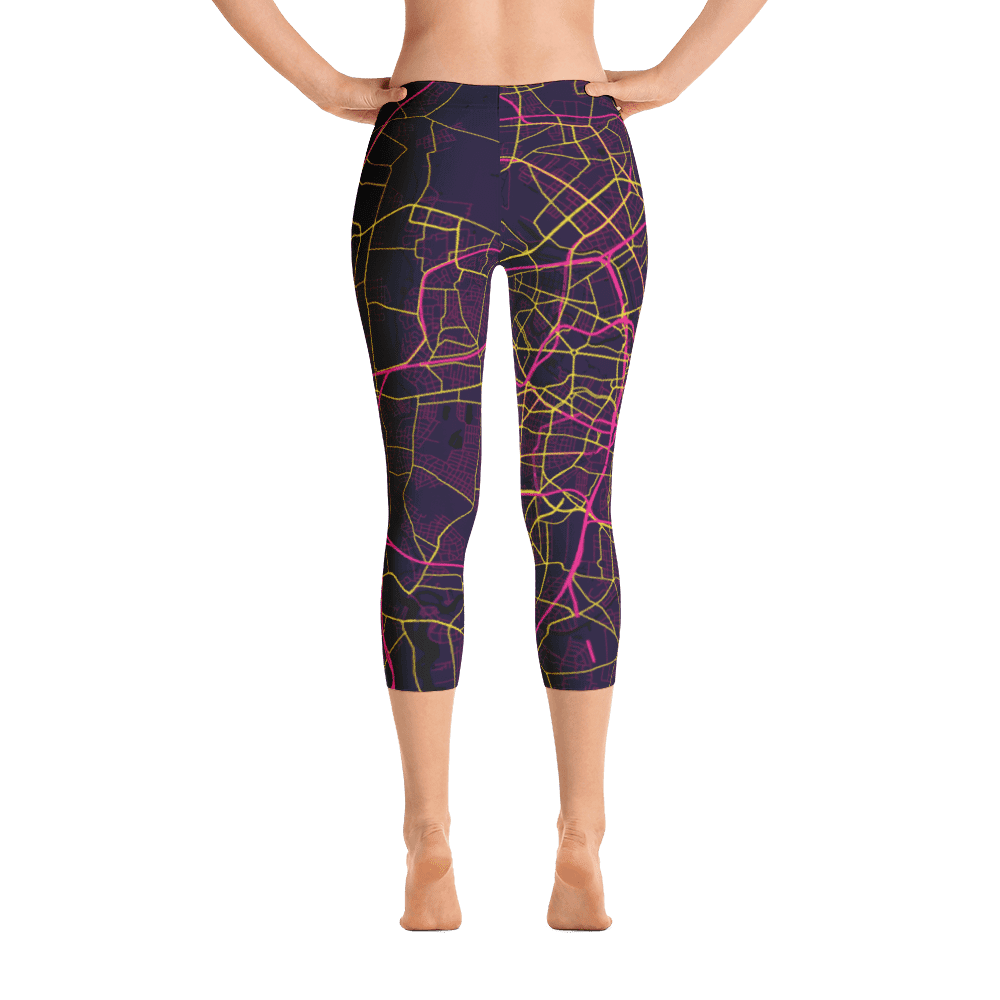 Capri Leggings Berlin Girls Run