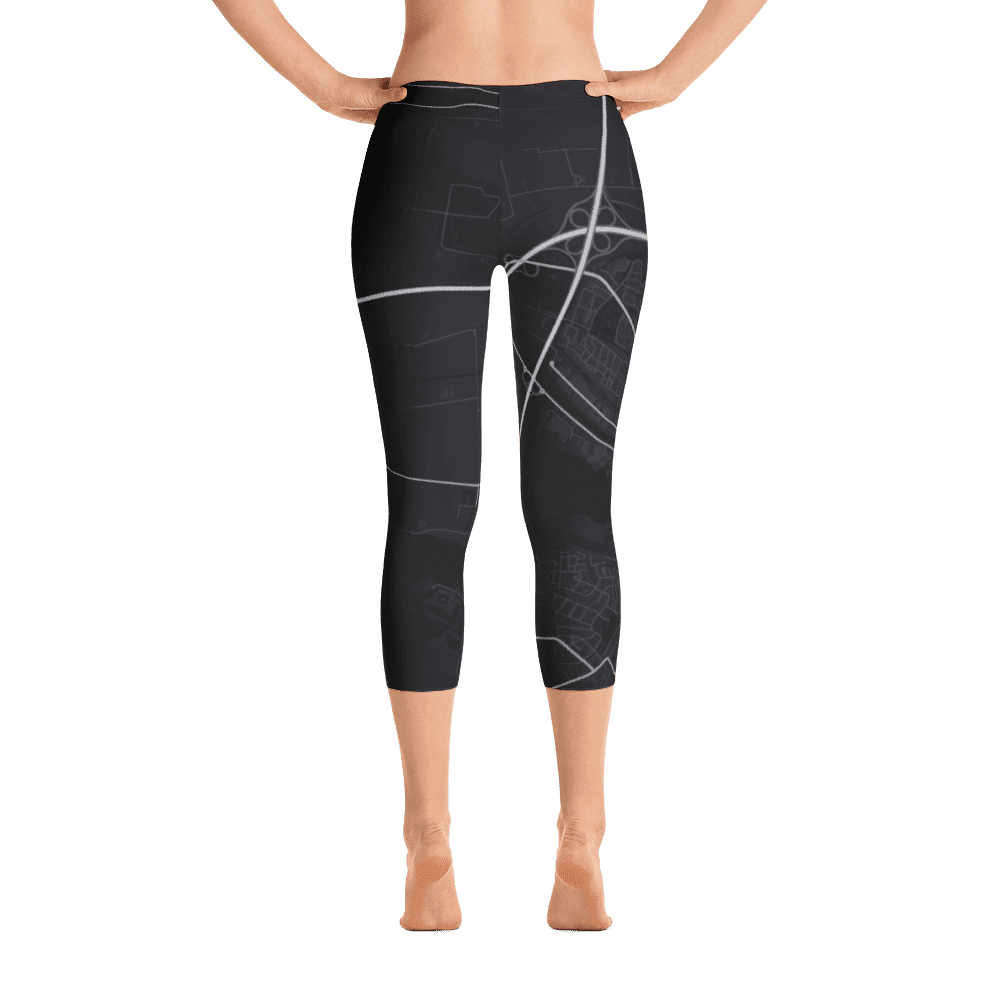 Capri Leggings Gorinchem Black