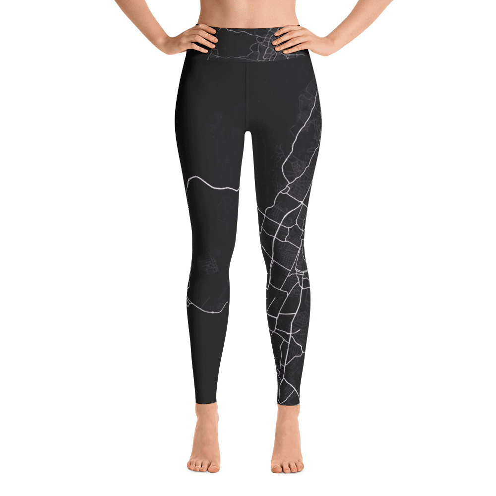 Yoga Leggings Haarlem Black